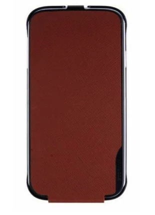 Чехол-флип  Anymode Case для Samsung Galaxy S4 I9500-brown