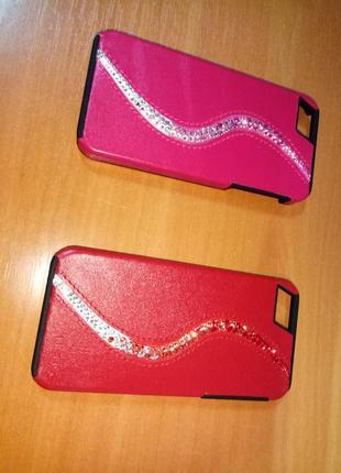 Чехол накладка iPhone SE 5 5S бампер панель на заднюю крышку стра