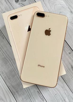 Iphone 8 Plus 64/256 Gb  Gold/Space