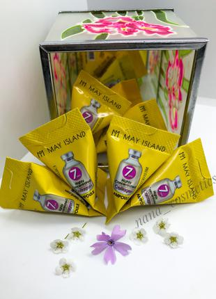 May Island 7 Days Secret Vita Plus-10 Sleeping Mask Pack  -витами