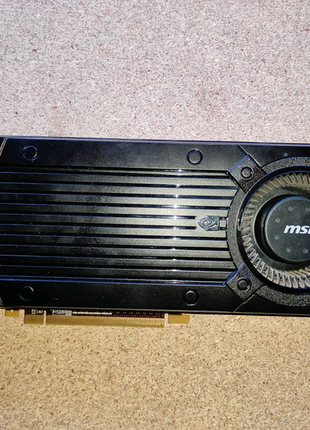 Geforce GTX 760 2 gb
