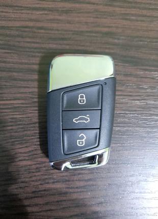 3V0959752B Ключ smart key Kodiaq