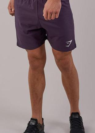 Купальные спортивные шорты atlantic swimshorts gymshark, размер l