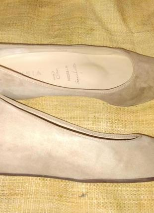 7р -27/3 см кожа туфли hassia premium comfort