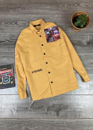 Куртка,оверширт bershka