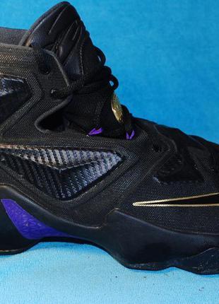 Nike lebron 13 jordan кроссовки 47 размер