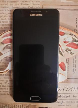 Samsung Galaxy A5 SM-A510F Black