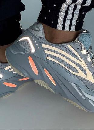 """Кросовки Adidas Yeezy Boost 700 V2 """"Inertia"""""""