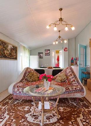 Сдается посуточно 3-х комнатная квартира у Моря