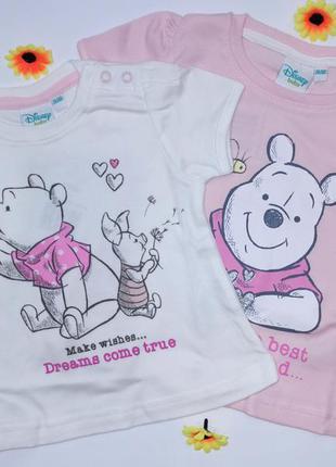 Набор футболок disney