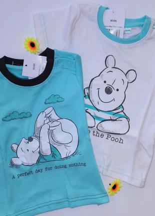 Набор футболочек disney