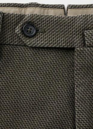 Хлопковые брюки - чиносы incotex (50, 56) оригинал
