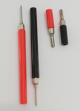Универсальные щупы для мультиметра сборные, комплект.