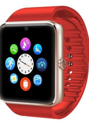 Смарт-часы Smart Watch GT-08 Red