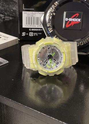 Оригинальные Наручные Часы CASIO GA-110LS-7AER