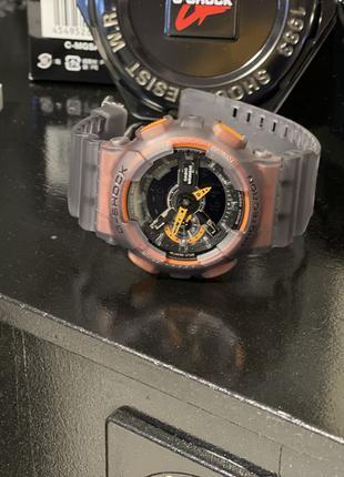 Оригинальные Наручные Часы CASIO G-Shock GA-110LS-1AER