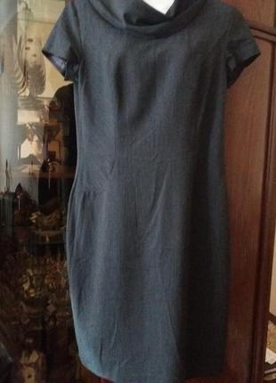 Платье-футляр-бренд--на 48\50\52р                      s.oliver