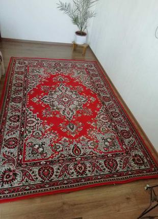 Натуральний шерстяний килим розміром 2*3 метри