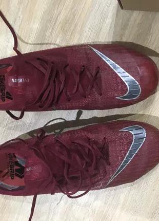 Футбольные бутсы Nike mercurial vapor 12 elite