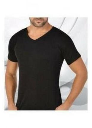 Размеры s - 3xl футболка базовая нательная livergy, германия