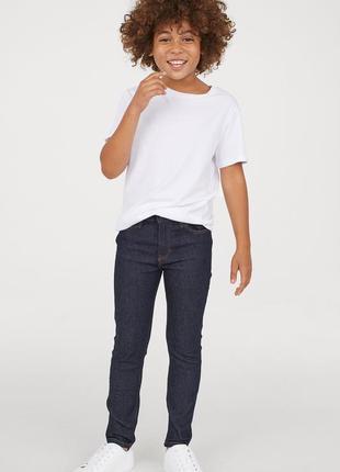 Джинсы подростковые skinny fit h&m 14-15 лет