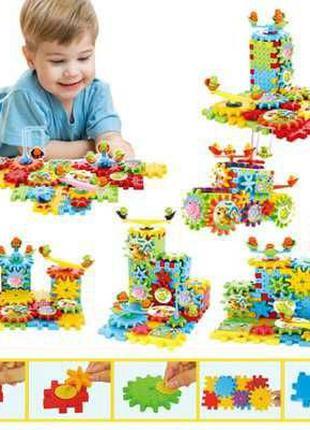 Детский развивающий конструктор 81 деталей Funny Bricks Фанни ...