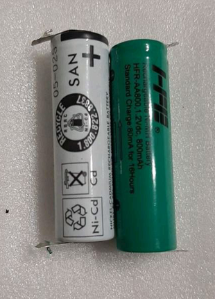 Акумулятор Philips для машинок тримерів hc644 hc688 800mah оригін