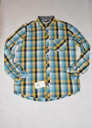 Стильная мужская рубашка watsons германия размер l