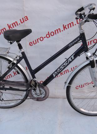 Городской велосипед Passat 28 колеса 21 скорость