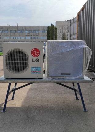 Кондиционер LG A07LHB Artcool Panel до 20м2 настенный бу монтаж