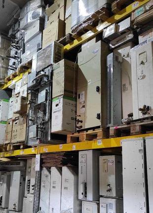 Кондиционеры бу инверторные и типа on/off склад, в наличии