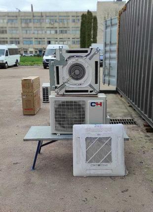 Кассетный кондиционер Cooper&Hunter CH-IC12NK4 инвертор до 35м...