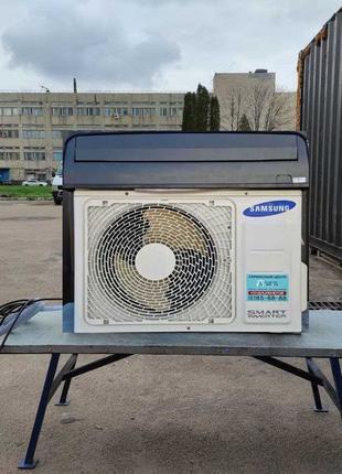 Кондиционер инверторный Samsung AQV12KBBX до 35м2, фреон 410