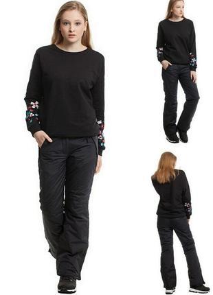 Зимние штаны,для долгих прогулок,супер тёплые,женские,мембрана