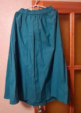 Длинная юбка mango