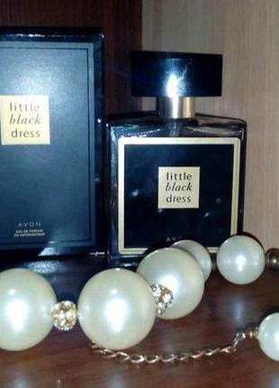Новые духи little black dress
