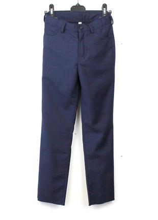 Школьные синие брюки тм промателье