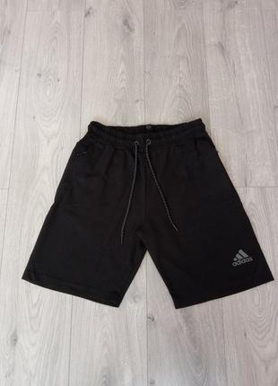 Шорты спортивные адидас adidas черные
