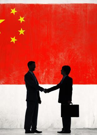 Посредник с Китайскими поизодителями и поставщиками