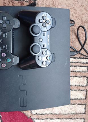 Sony Playstation 3 Slim+ 14игр