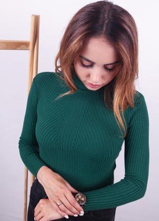 Женская водолазка
