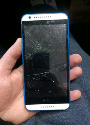 HTC Desire 620G Dual Sim 0PE6500 на запчасти