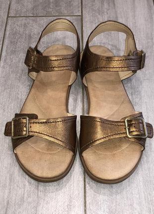 Оригинальные босоножки, сандалии , обувь clark's