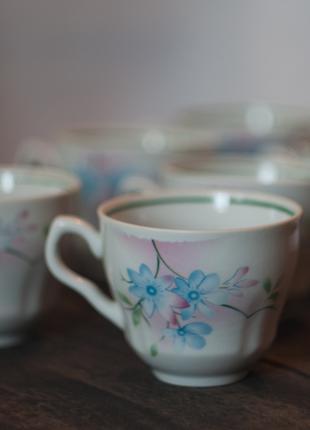 Кофейный набор, 6 чашек