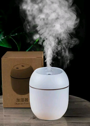 Увлажнитель воздуха с подсветкой