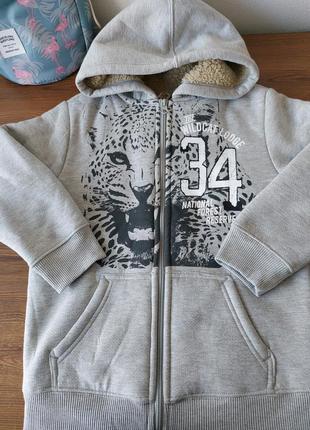 Толстовка куртка для мальчика