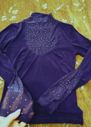 Блуза- сетка Angie