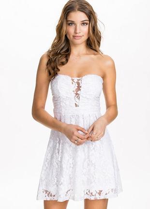 Платье nly blush