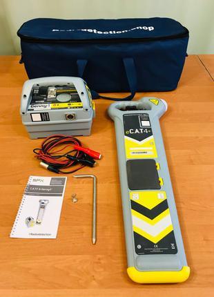 Трассоискатель Radiodetection еC.A.T4+