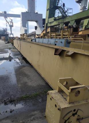Финские мостовые краны KONE грузоподъемностью 5, 10, 50 тонн.